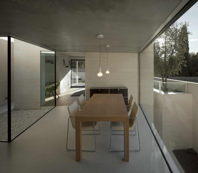 nowowczesny luksusowy dom igualada hiszpania projekt 16