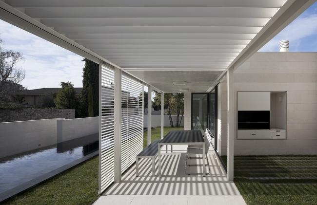 nowowczesny luksusowy dom igualada hiszpania projekt 18