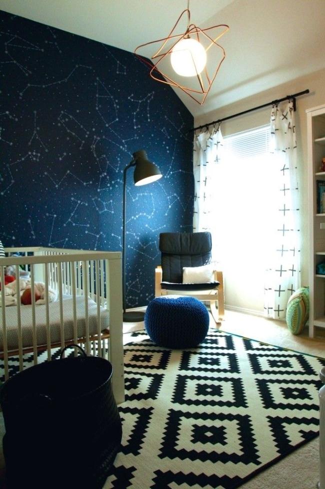 pokój dla niemowlęcia pokój dla dziecka dekoracje pokoju dla dziecka design pokoju dla dziecka pokoik dla niemowlaka 05