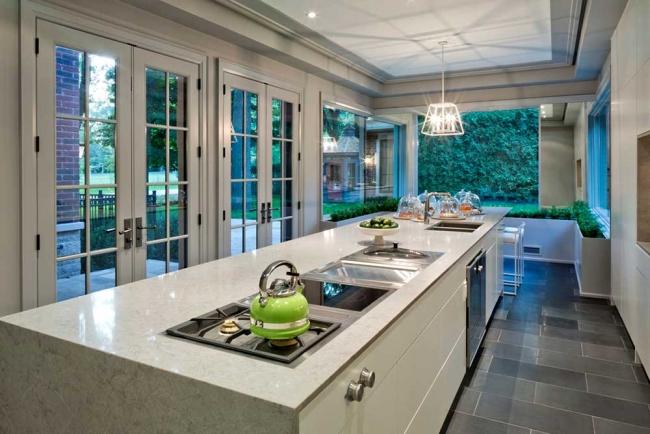 willa amerykańska luksusowa rezydencja willa posiadłość w stylu amerykańskim dom amerykański 08