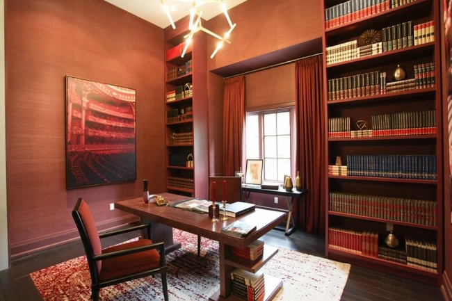 willa amerykańska luksusowa rezydencja willa posiadłość w stylu amerykańskim dom amerykański 12