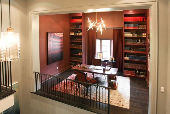 willa amerykańska luksusowa rezydencja willa posiadłość w stylu amerykańskim dom amerykański 24