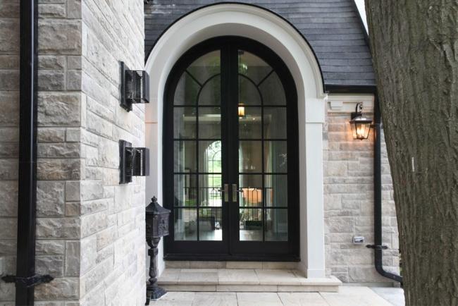 willa amerykańska luksusowa rezydencja willa posiadłość w stylu amerykańskim dom amerykański 39