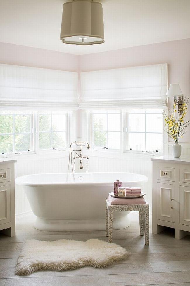 łazienka amerykańska łazienka w stylu amerykańskim amerykański dom i wnętrze inspiracje pomysły jak urządzić łazienkę w domu 81