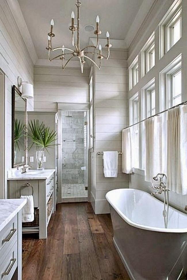 łazienka amerykańska łazienka w stylu amerykańskim amerykański dom i wnętrze inspiracje pomysły jak urządzić łazienkę w domu 82