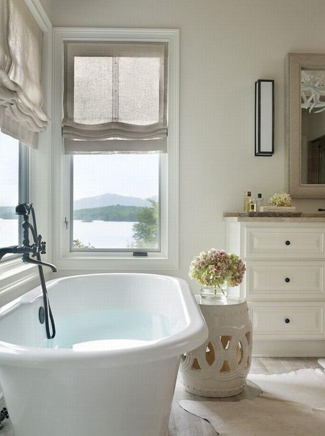 łazienka amerykańska łazienka w stylu amerykańskim amerykański dom i wnętrze inspiracje pomysły jak urządzić łazienkę w domu 83
