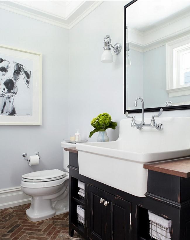 Amerykańska łazienka w stylu amerykańskim amerykański dom i wnętrze inspiracje pomysły jak urządzić łazienkę w domu 09