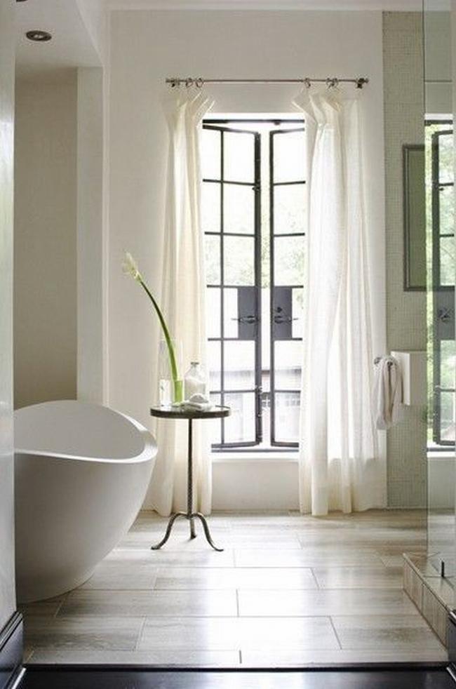 Amerykańska łazienka w stylu amerykańskim amerykański dom i wnętrze inspiracje pomysły jak urządzić łazienkę w domu 22