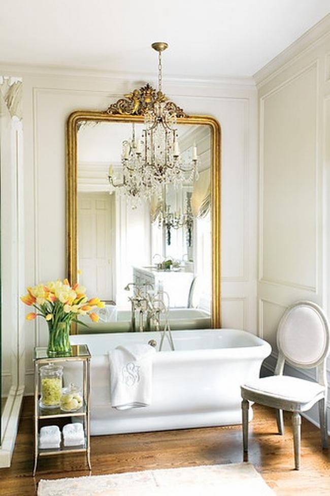 Amerykańska łazienka w stylu amerykańskim amerykański dom i wnętrze inspiracje pomysły jak urządzić łazienkę w domu 28
