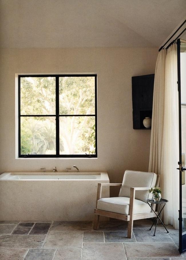 Amerykańska łazienka w stylu amerykańskim amerykański dom i wnętrze inspiracje pomysły jak urządzić łazienkę w domu 36