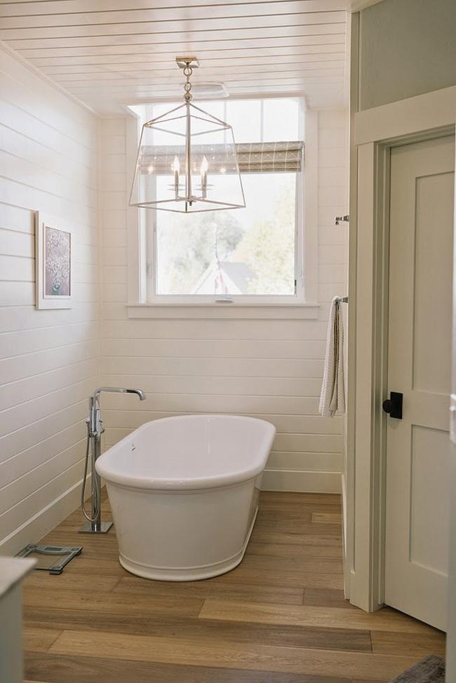 Amerykańska łazienka w stylu amerykańskim amerykański dom i wnętrze inspiracje pomysły jak urządzić łazienkę w domu 47