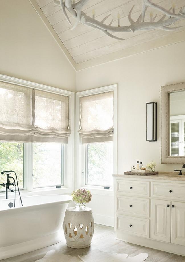 Amerykańska łazienka w stylu amerykańskim amerykański dom i wnętrze inspiracje pomysły jak urządzić łazienkę w domu 51