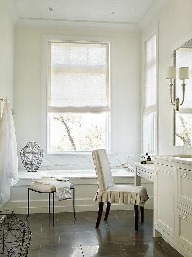 Amerykańska łazienka w stylu amerykańskim amerykański dom i wnętrze inspiracje pomysły jak urządzić łazienkę w domu 56