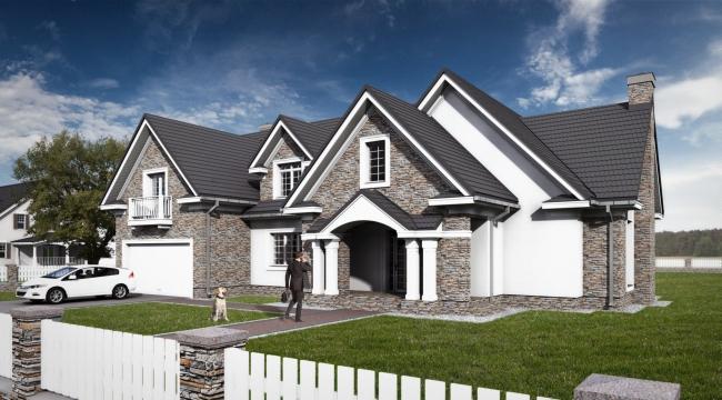 Dom-amerykański-projekt-indywidualny-biuro-architektoniczne-projektowanie-2