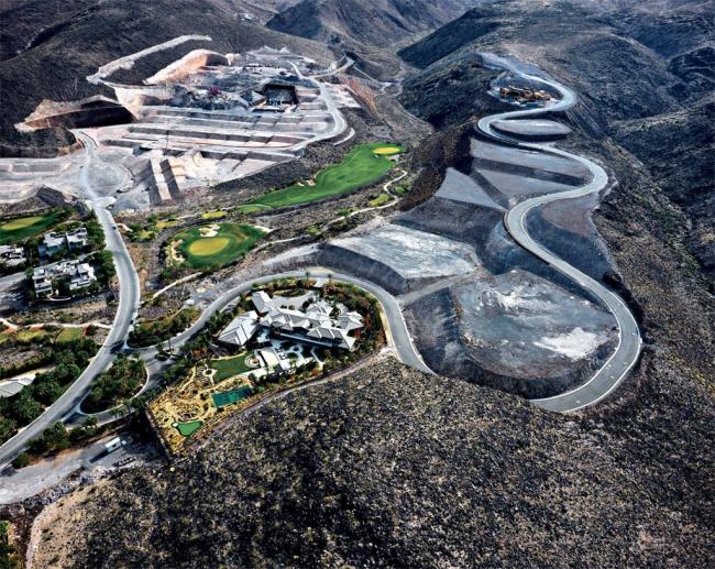 ascaya planowanie przestrzeni przygotowanie terenu pod inwestyle osiedle w las vegas usa 18