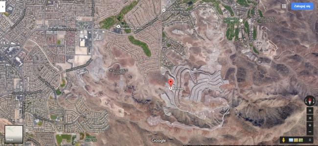 ascaya planowanie przestrzeni przygotowanie terenu pod inwestyle osiedle w las vegas usa 21
