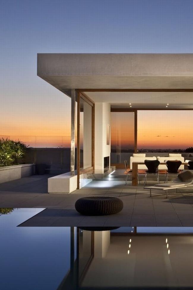 ekskluzywna rezydencja luksusowy dom nowoczesny willa marzeń projekt realizacja dom amerykański inspiracje 01