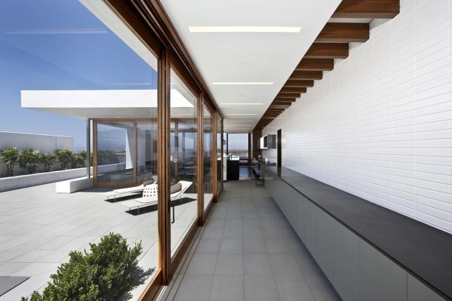 ekskluzywna rezydencja luksusowy dom nowoczesny willa marzeń projekt realizacja dom amerykański inspiracje 13