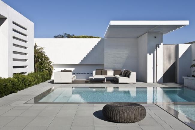 ekskluzywna rezydencja luksusowy dom nowoczesny willa marzeń projekt realizacja dom amerykański inspiracje 15