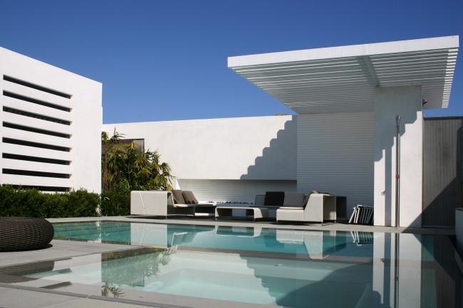 ekskluzywna rezydencja luksusowy dom nowoczesny willa marzeń projekt realizacja dom amerykański inspiracje 16