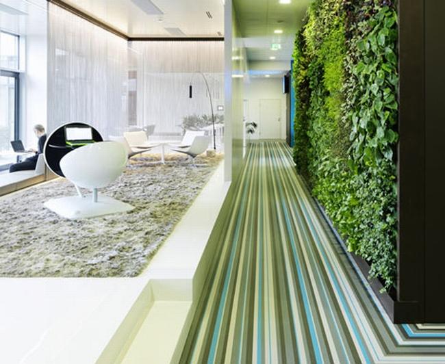 kreatywna przestrzeń biurowa wnętrze biurowe miejsce pracyw biurze inspiracje pomysły design biura 07
