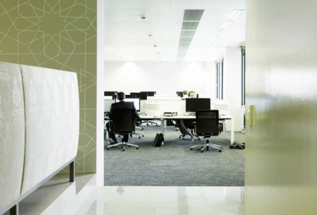 kreatywna przestrzeń biurowa wnętrze biurowe miejsce pracyw biurze inspiracje pomysły design biura 16