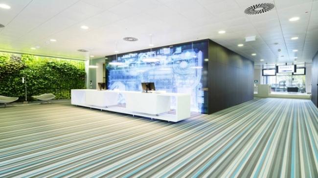 kreatywna przestrzeń biurowa wnętrze biurowe miejsce pracyw biurze inspiracje pomysły design biura 18