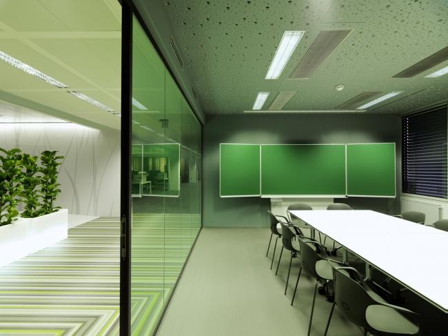 kreatywna przestrzeń biurowa wnętrze biurowe miejsce pracyw biurze inspiracje pomysły design biura 33