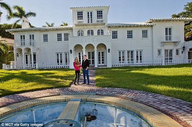 lisa hochstein house dom amerykański luksusowa rezydencja domy gwiazd amerykańska willa marzeń 24