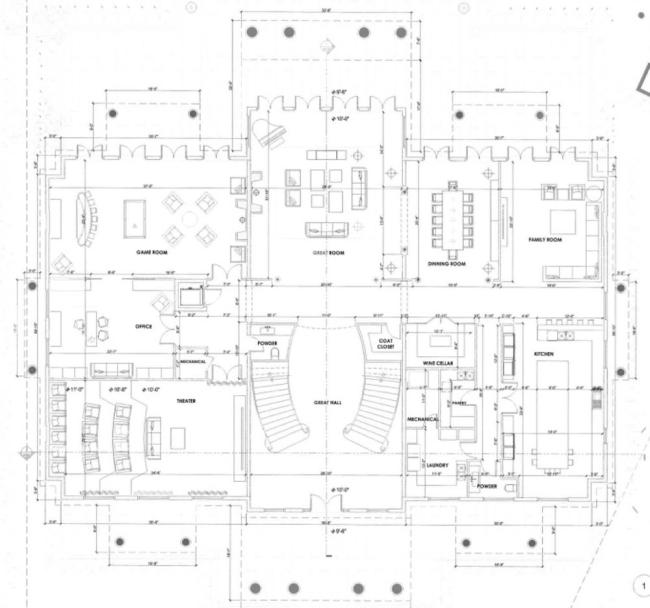 lisa hochstein house dom amerykański luksusowa rezydencja domy gwiazd amerykańska willa marzeń 32