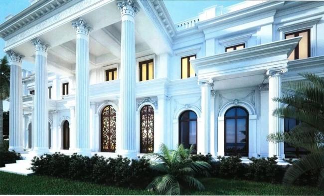 lisa hochstein house dom amerykański luksusowa rezydencja domy gwiazd amerykańska willa marzeń 36