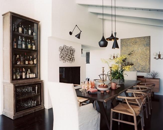 Dining Room Bar Cart: Miejsce Na Alkohol W Domu-barek, Szafka, Minibar? 50