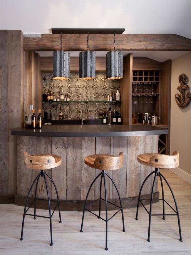 miejsce na alkohol mini barek na alkohol bar gdzie w domu umieścić alkohol inspiracje pomysły rozwiązania 26