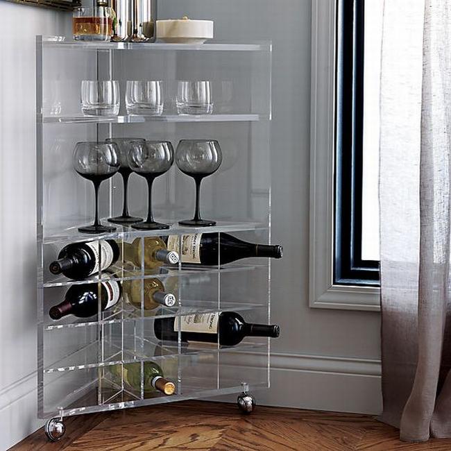 Miejsce na alkohol mini barek bar gdzie w domu umie ci alkohol inspiracje pomys y rozwi zania - Carrello porta liquori ...