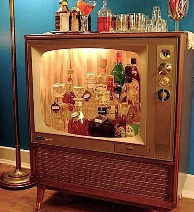 Miejsce Na Alkohol Mini Barek Bar Gdzie W Domu Umieścić