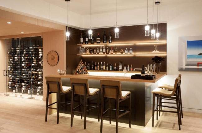 Miejsce Na Alkohol Mini Barek Bar Gdzie W Domu Umieci