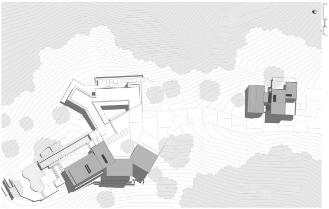 nowoczesna luksusowa willa marzeń nowoczesny dom inspiracje projekt nowoczesna rezydencja 01