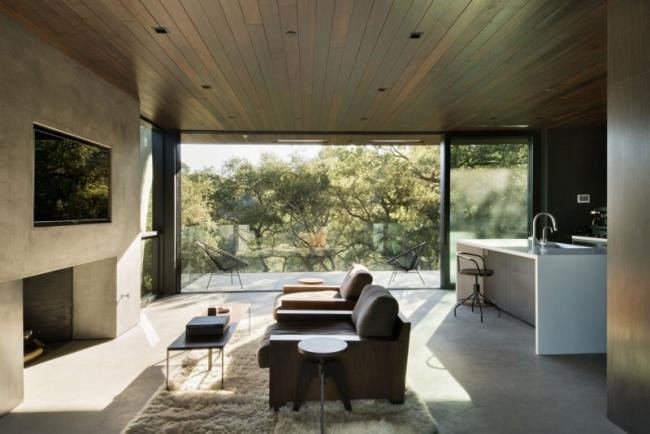 nowoczesna luksusowa willa marzeń nowoczesny dom inspiracje projekt nowoczesna rezydencja 06