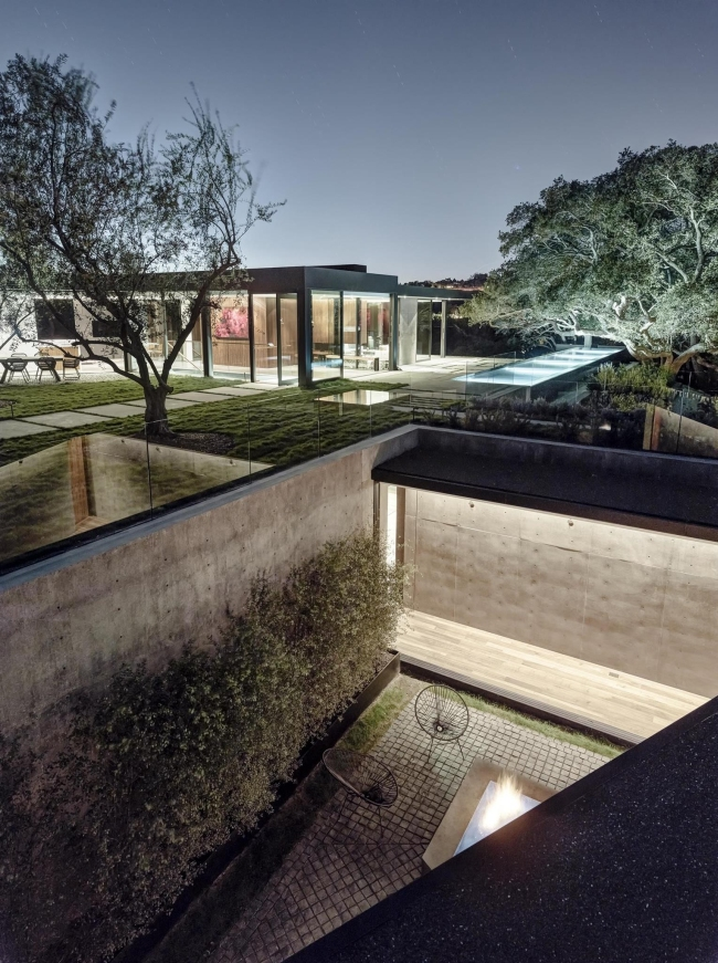 nowoczesna luksusowa willa marzeń nowoczesny dom inspiracje projekt nowoczesna rezydencja 65
