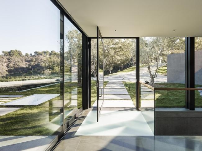 nowoczesna luksusowa willa marzeń nowoczesny dom inspiracje projekt nowoczesna rezydencja 80
