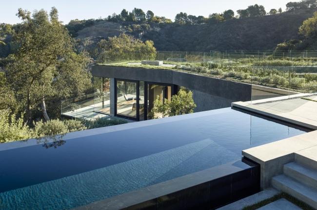 nowoczesna luksusowa willa marzeń nowoczesny dom inspiracje projekt nowoczesna rezydencja 66