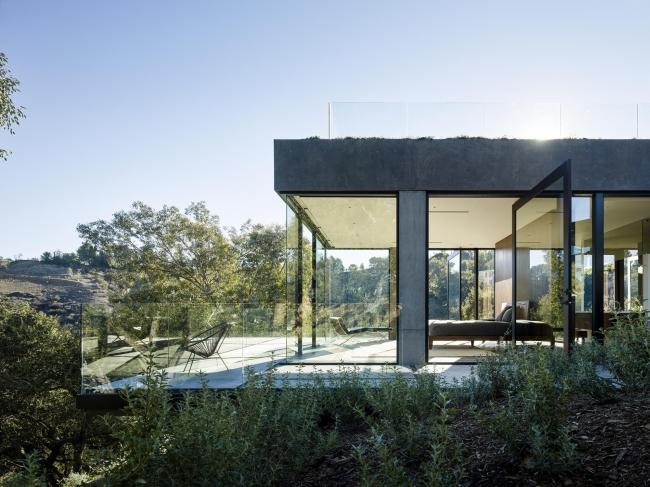 nowoczesna luksusowa willa marzeń nowoczesny dom inspiracje projekt nowoczesna rezydencja 71