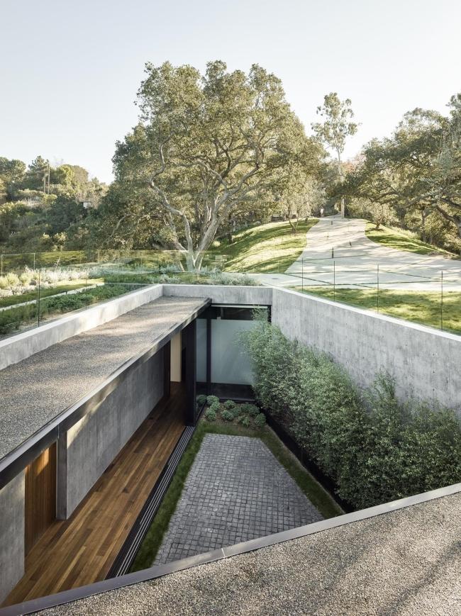 nowoczesna luksusowa willa marzeń nowoczesny dom inspiracje projekt nowoczesna rezydencja 13