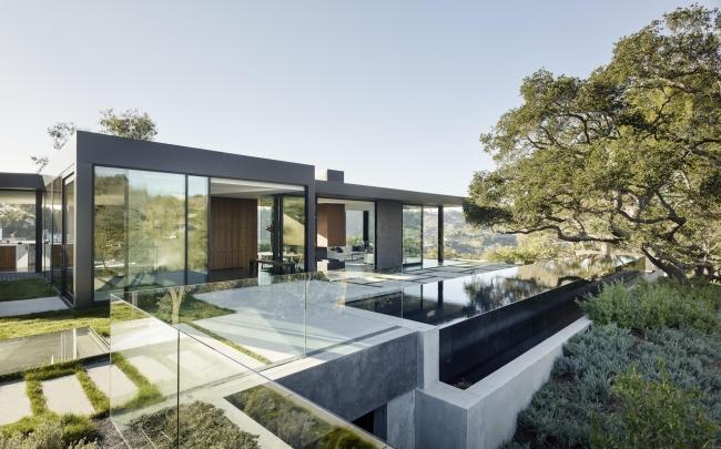 nowoczesna luksusowa willa marzeń nowoczesny dom inspiracje projekt nowoczesna rezydencja 60