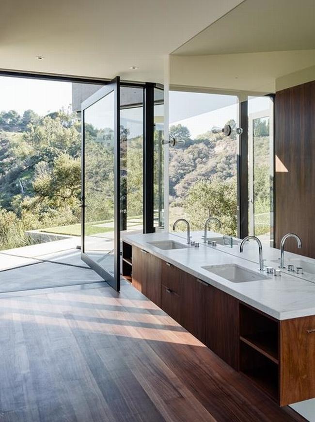 nowoczesna luksusowa willa marzeń nowoczesny dom inspiracje projekt nowoczesna rezydencja 88