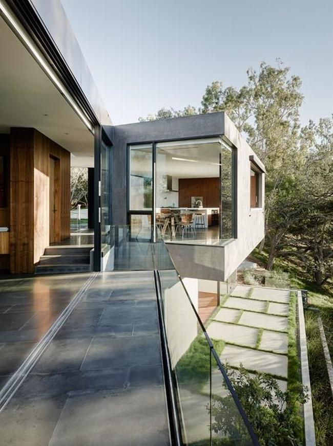 nowoczesna luksusowa willa marzeń nowoczesny dom inspiracje projekt nowoczesna rezydencja 75