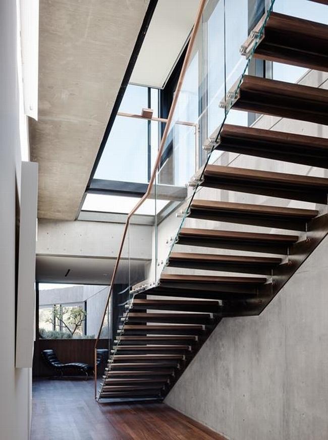 nowoczesna luksusowa willa marzeń nowoczesny dom inspiracje projekt nowoczesna rezydencja 82