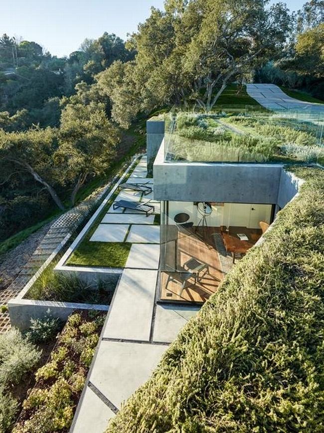 nowoczesna luksusowa willa marzeń nowoczesny dom inspiracje projekt nowoczesna rezydencja 68