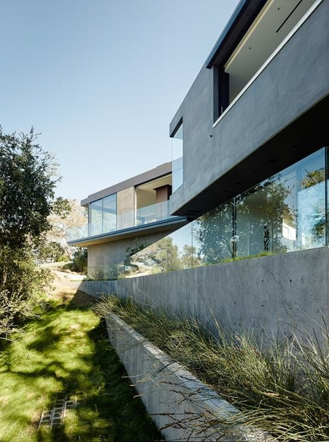 nowoczesna luksusowa willa marzeń nowoczesny dom inspiracje projekt nowoczesna rezydencja 67