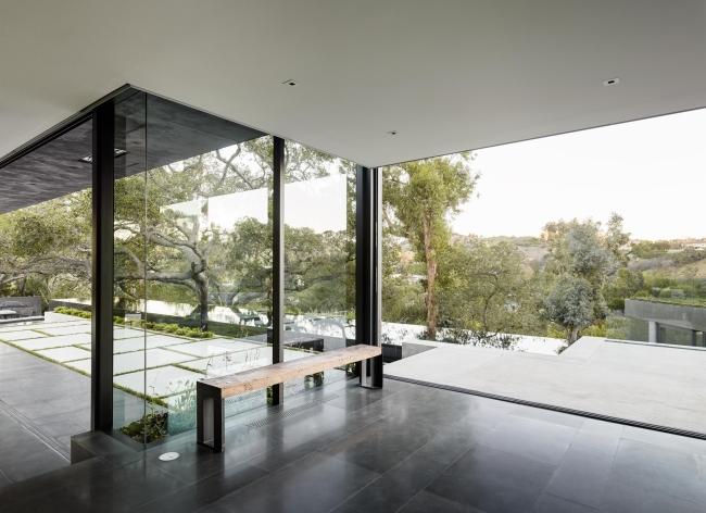 nowoczesna luksusowa willa marzeń nowoczesny dom inspiracje projekt nowoczesna rezydencja 74